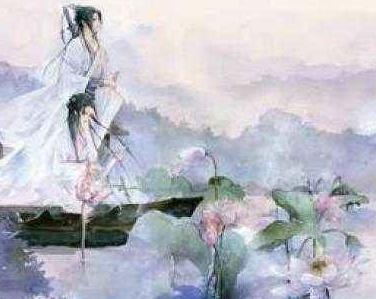 离别伤感的话:离愁渐远渐无穷,迢迢不断如春水